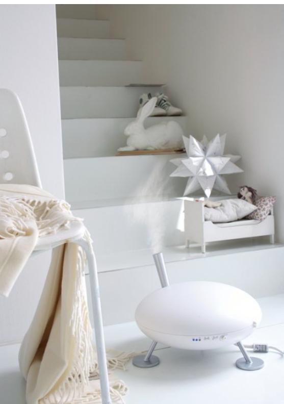 Čistý vzduchu pre zdravšiu domácnosť