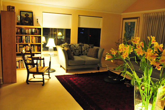 10 inšpirácii ako si útulne zariadiť obývačku