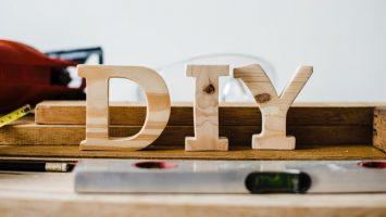 3 DIY tipy na dekorácie do domu