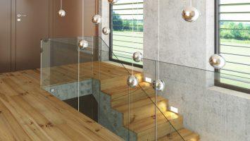 Na čo by ste mali myslieť pri výbere vhodného schodiska do domu?