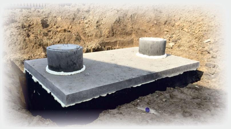 Ohľaduplný k životnému prostrediu a vašim potrebám - septik (Foto: dobrezumpy.sk)