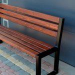 Pre dokonalý odpočinok vám postačí kvalitná lavička